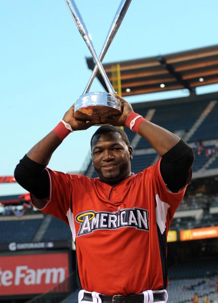 Boston's David Ortiz is the defending Home Run Derby champion
